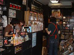 disc UNION 新宿ロックレコードストア