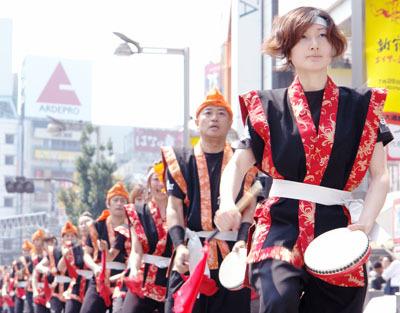 2016年7月『新宿エイサー祭り』が開催されました!