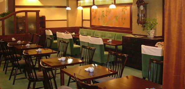 椿屋珈琲店 新宿茶寮