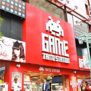 タイトーステーション新宿南口ゲームワールド店