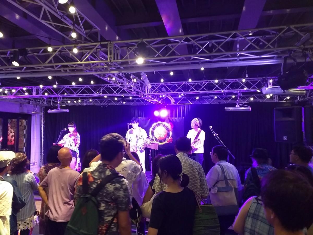 サラバンジ Music Fes ~ゆいまーる音楽祭in新宿~