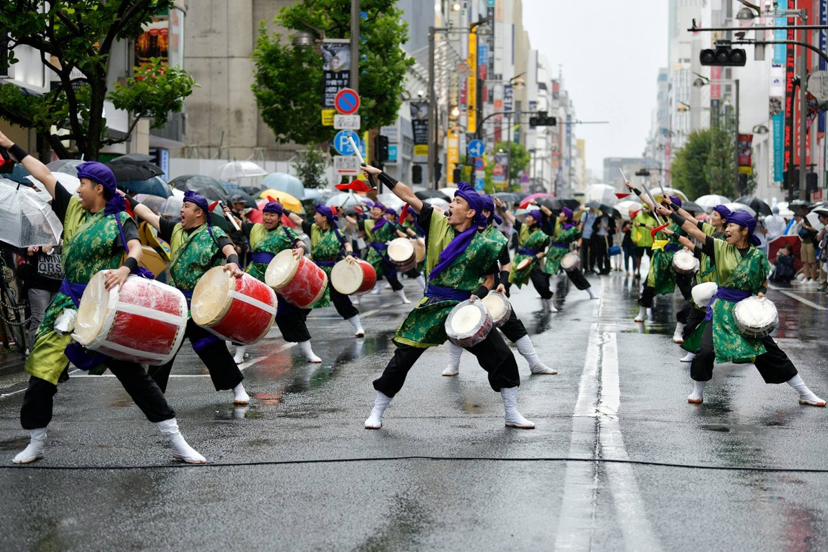 第17回 新宿エイサーまつり開催