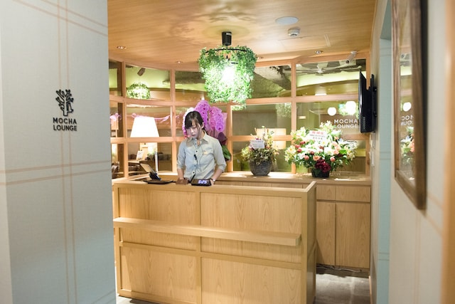 猫カフェMOCHA ラウンジ新宿店